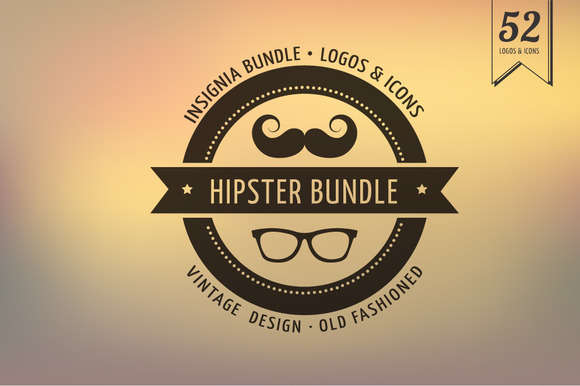 Hipster Icons / Badge / Insignia