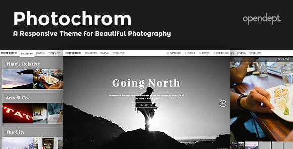Photochrom - A Theme for Photography.