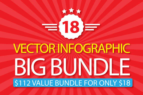 18 infographic bundle