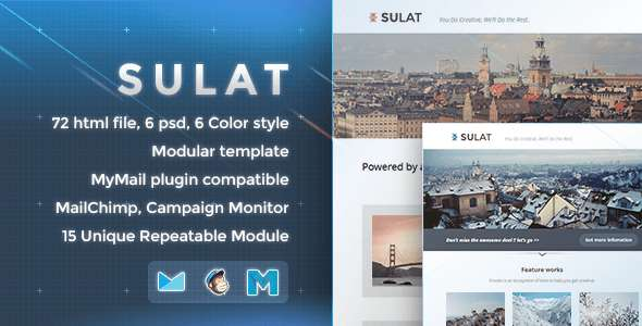 Sulat - Responsive Email Template