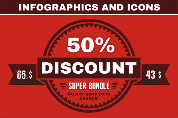 Super Bundle - Infographics & Icons