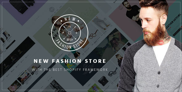 Ap NewFashion by Apollotheme is a Shopify theme which features support for RTL languages, Mega Menu, fully responsive layouts, search engine optimization, clean design, Bootstrap framework utilization, masonry post layouts and  a grid layout.