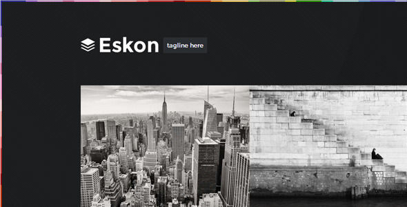 Eskon by Pixify is a Ghost theme which features fully responsive layouts, Google Fonts support, support for photo galleries, can be used for your portfolio and  a grid layout.