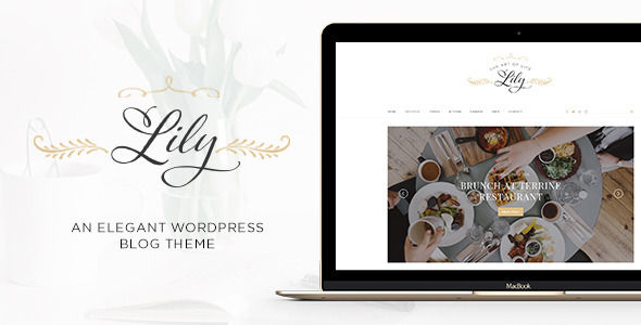 Lily by ThemeMove is a WordPress theme which features Retina display support, parallax elements, support for RTL languages, fully responsive layouts, search engine optimization, Google Fonts support, Revolution Slider, clean design, Bootstrap framework utilization, is great for your personal site, corporate style visuals, masonry post layouts and a grid layout.