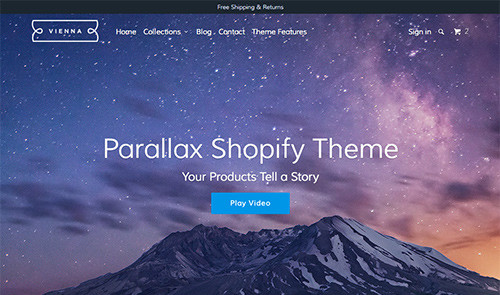 5 Impossibly Stylish Shopify Themes