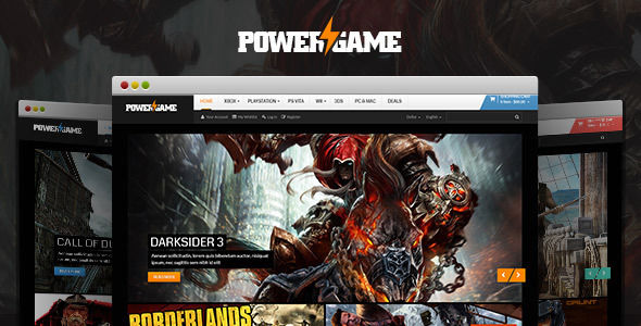 Top 10 Ecommerce Themes for Video Game Stores