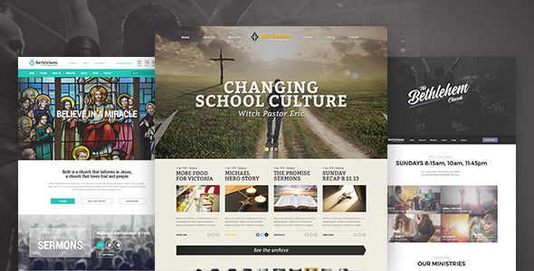 The Best Church WordPress Themes to Increase Your Church's Online Following