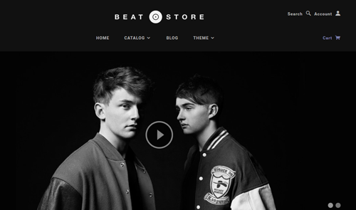 8 More of the Best Dark Shopify Themes