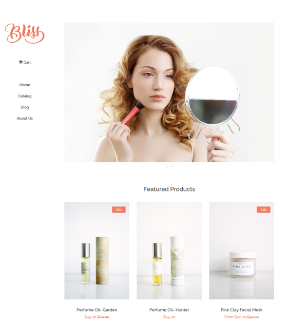 pop shopify themes health beauty products