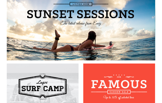 20 More of the Best Shopify Themes for Summer 2016