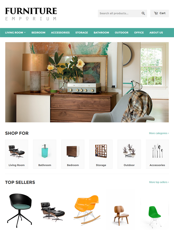 supply free shopify themes