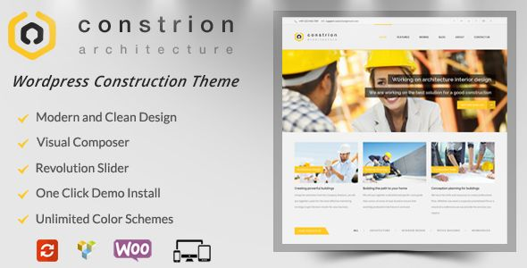 Constrion by Template_path (WordPress theme)