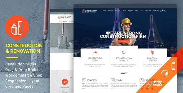 Constructon by Vamtam (WordPress theme)