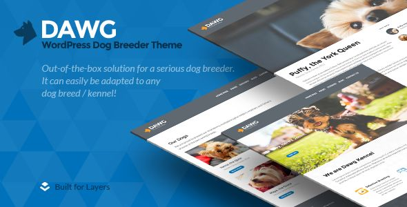 Dawg by Feeleep (WordPress theme)
