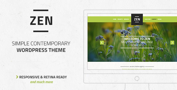 Zen by Magethemes (WordPress theme)