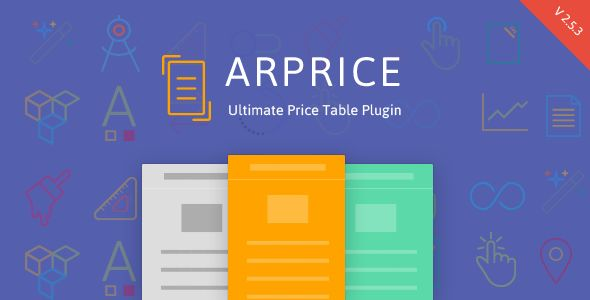 ARPrice by Reputeinfosystems (pricing table plugin)