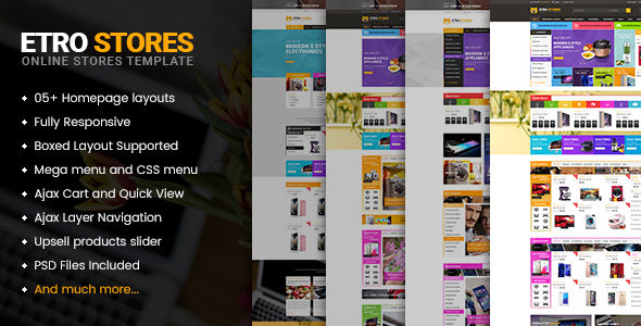 20 Beautiful Magento Themes to Increase Turnover