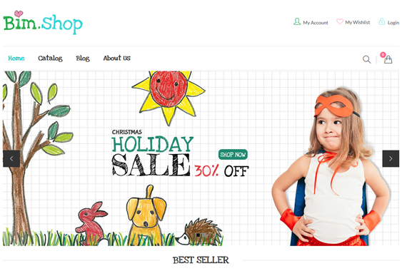 12 More of the Best Kids Shopify Themes