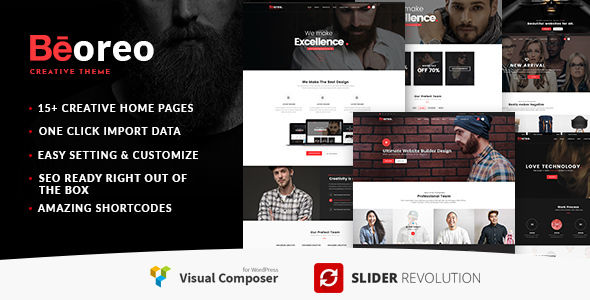 Beoreo by Bearsthemes (multi-purpose WordPress theme)