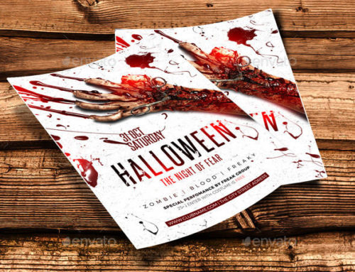 133 Spooktacular Halloween Party Flyers *MEGAPOST*