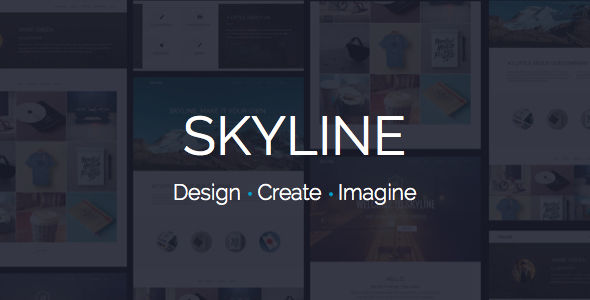 Skyline by Zorbix (multi-purpose WordPress theme)