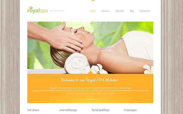 10 of the Best WordPress Themes for Spas & Beauty & Hair Salons