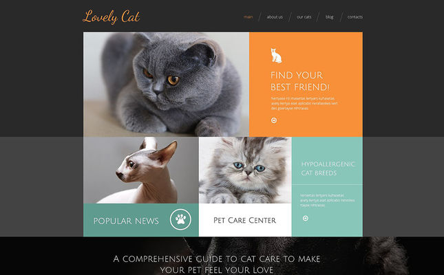 5 of the Best Drupal Themes for Pets & Animals
