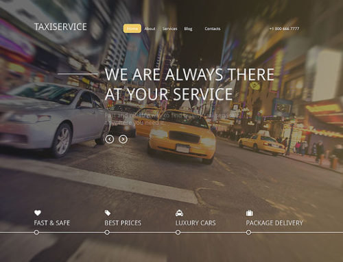 5 of the Best Drupal Themes for Transportation Websites