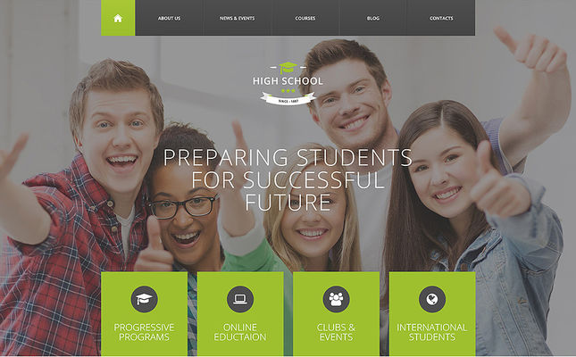 10 of the Best Education Drupal Themes