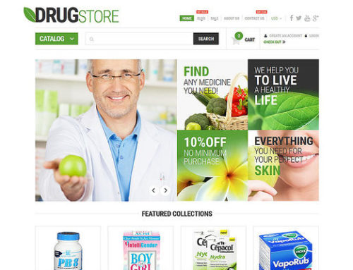 11 of the Best Health & Medical Shopify Themes
