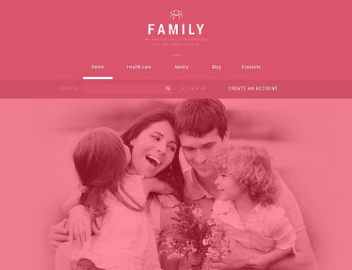 7 of the Best Joomla Templates for Family Websites