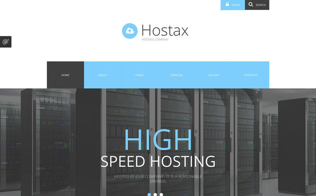 8 of the Best Joomla Templates for Web Hosting Companies