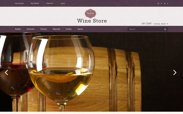 7 of the Best Magento Themes for Selling Beer, Wine, & Liquor