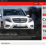 best magento themes car vehicle automotive stores feature