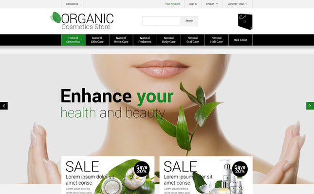 12 of the Best PrestaShop Themes for Cosmetics, Perfume, Makeup, & Beauty Products