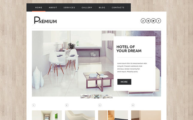 12 of the Best Hotel WordPress Themes