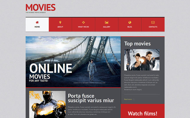 17 of the Best WordPress Themes for Movie Websites