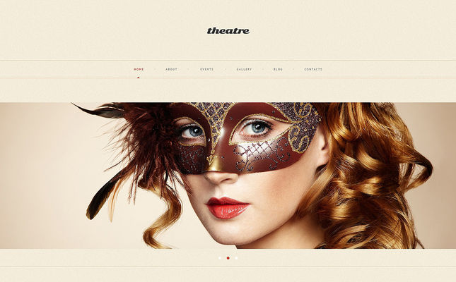 6 of the Best WordPress Themes for Theaters