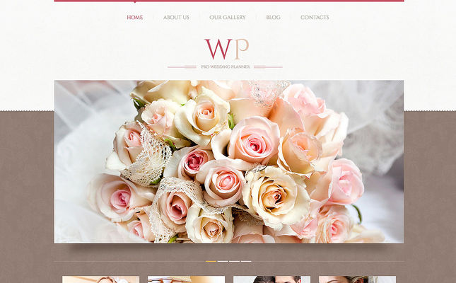 10 of the Best WordPress Themes for Wedding Professionals