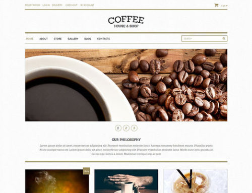 5 of the Best WooCommerce Themes for Selling Tea & Coffee