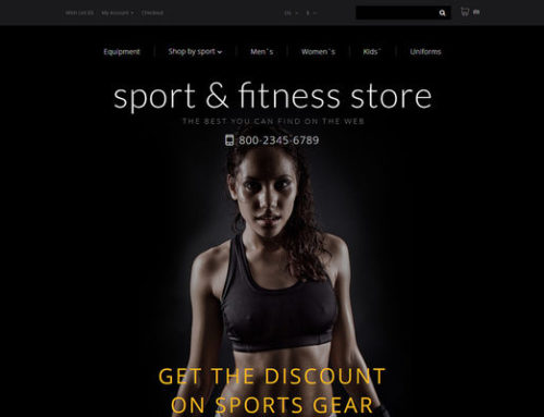 19 of the Best OpenCart Themes for Sports, Gym, & Fitness Stores