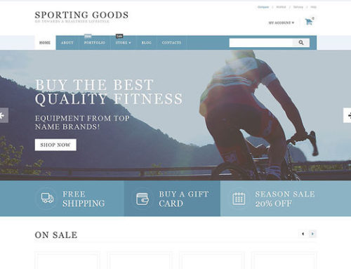 22 of the Best WooCommerce Themes for Sports, Fitness, & Gym Stores