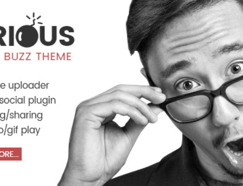 18+ Viral Content Sharing Meme WordPress Themes with Frontend User Submission (9Gag, Imgur, DamnLOL style)