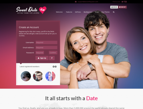 Looking to Build a Dating Website? 14+ of The Best WordPress Dating Website Themes