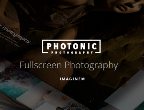 26 Inspirational WordPress Themes for Photographers