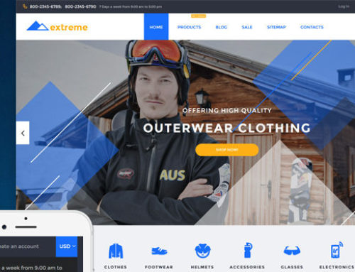 9 Stunning & Rare Shopify Ecommerce Website Themes
