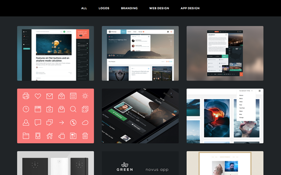 pluto dark tumblr theme