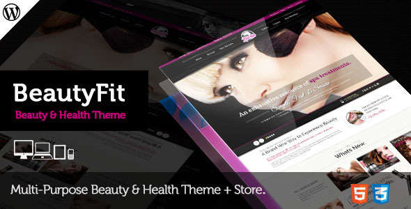 BeautyFit - Health & Beauty Multipurpose Theme