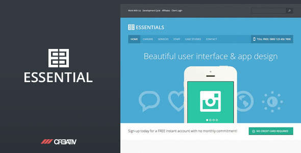 Business Essentials Premium WordPress Theme