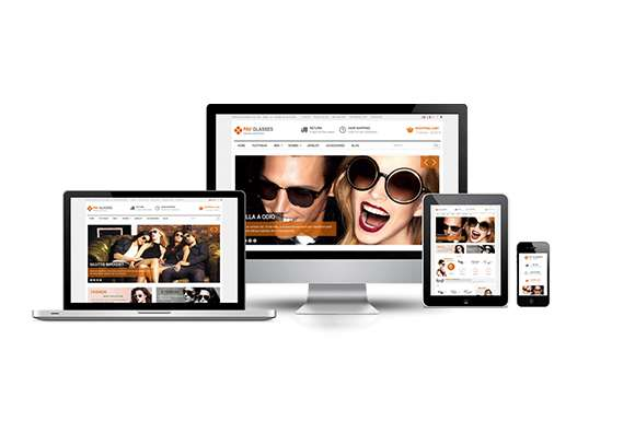 Pav Glasses Responsive  Theme